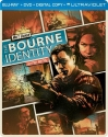 The Bourne Identity  (Blu-ray + DVD + DIGITAL with UltraViolet)