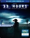 13 Hours: The Secret Soldiers of Benghazi Steelbook with Bonus Content