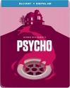 Psycho  - Limited Edition Steelbook (Blu-ray + DIGITAL HD with UltraViolet)