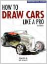 How to Draw Cars Like a Pro, 2nd Edition (Motorbooks Studio)