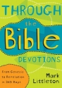 Through the Bible Devotions: From Genesis to Revelation in 365 Days