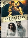 Underground  - Season 01 / Underground (Tv Series) - Season 02 - Set