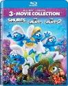 Smurfs 2, the / Smurfs, the  / Smurfs: The Lost Village - Set [Blu-ray]