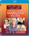 The Best Exotic Marigold Hotel [Blu-ray...