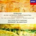 Strauss: Also Sprach Zarathustra; Till Eulenspiegel; Tod und Verklärung