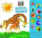 Eric Carle Animal Babies Listen And Learn Board Book (World of Eric Carle)