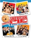 American Pie: Unrated 4-Movie Collection  [Blu-ray]