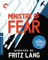 Ministry of Fear  [Blu-ray]