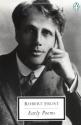 Early Poems (Penguin Twentieth-Century Classics)