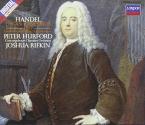 Handel: Organ Concertos Op 7 Nos. 1-6, 15&16