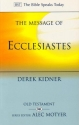 The Message of Ecclesiastes: A Time to ...