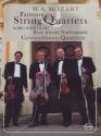 Mozart - Famous String Quartets / Gewandhaus Quartet