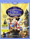 Mickey, Donald, Goofy: The Three Musketeers [Blu-ray]