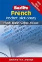French Pocket Dictionary: French-English/Anglais-Francais (Berlitz Pocket Dictionary)