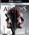 Assassin's Creed [4K UHD] [Blu-ray]