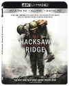 Hacksaw Ridge 4K Ultra HD [Blu-ray + Digital HD]
