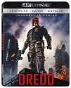 Dredd 4K Ultra HD [Blu-ray + Digital HD]