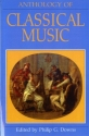 Anthology of Classical Music (Norton Introduction to Music History)