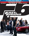 Fast & Furious 6  (Blu-ray + DVD + Digital HD with UltraViolet)