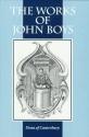 The Works of John Boys (Puritan Writings)