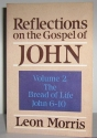 Reflections on the Gospel of John: The Bread of Life, John 6-10
