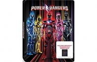 Saban's Power Rangers: Exclusive Steelbook Plus Graphic Novel