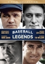 Baseball Legends [DVD]