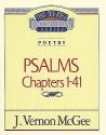 Psalms I (Thru the Bible)
