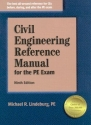 Civil Engineering Reference Manual for the PE Exam, Ninth Edition