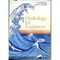 Hydrology for Engineers (McGraw-Hill Series in Water Resources & Environmental Engineering)