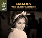 10 Classic Albums - Dalida