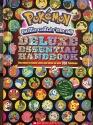 Pokemon Deluxe Essential Handbook B&N exclusive edition with Vinyl Poster