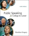 Public Speaking for College and Career with Connect Access Card Public Speaking