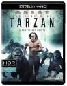 The Legend of Tarzan (4k + Blu-ray + Digital)