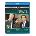 Masterpiece Mystery: Inspector Lewis Series 5 [Blu-ray]