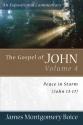 The Gospel of John: Peace in Storm (John 13-17) (Expositional Commentary)