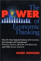 The Power of Economic Thinking