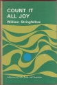 Count It All Joy: Reflections on Faith, Doubt, and Temptation Seen Through the Letter of James