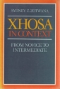 Xhosa in Context: From Novice to Intermediate