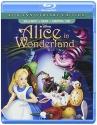 Disney's Alice in Wonderland 65th Anniversary Bluray/DVD