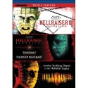 Hellraiser III: Hell on Earth / Hellraiser IV: Bloodline / Hellraiser V: Inferno
