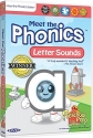 Meet the Phonics - Letter Sounds DVD