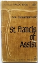 St. Francis of Assisi By G.k Chesterton