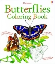 Butterflies Coloring Book (Coloring Books)