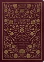 ESV Illuminated Bible, Art Journaling Edition (TruTone, Burgundy)