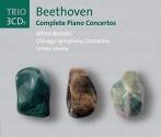 Beethoven: Complete Piano Concertos (Alfred Brendel: Piano Concertos 1-5 w/Levine, CSO;