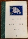 Mapping the continent of Asia