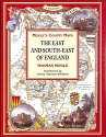 The East and South-East of England (Moule's county maps)