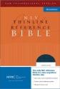 NIV Thinline Reference Bible (New International Version)