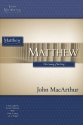 Macarthur Study Guide Series: Matthew (Macarthur Bible Study)